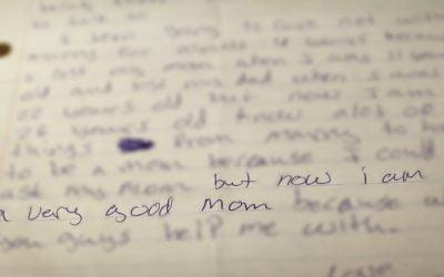One Single Mom's Journey to God